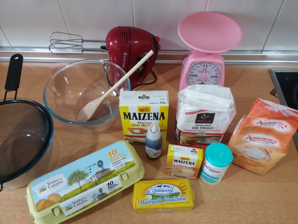 Havannets, ingredientes
